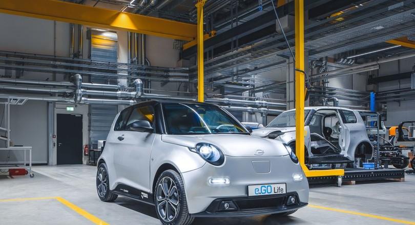 Duitse Elektrische Auto Voor 15 900 De Ingenieur