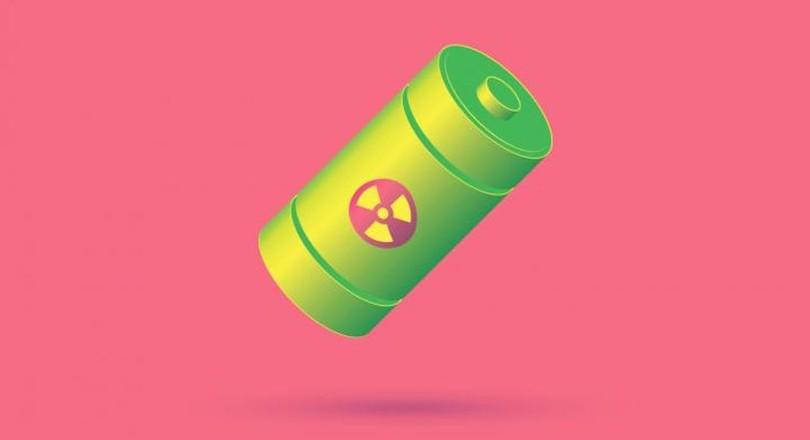 gebruik van nucleaire straling in Carbon dating