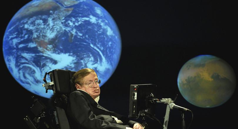 Wat Zegt Stephen Hawking In Zijn Laatste Boek Over Ai De