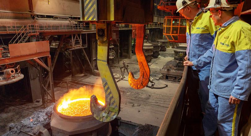 Tata Steel receives recognition for data analysis | De Ingenieur