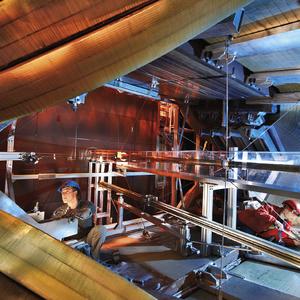 LHCb detector (foto Peter Ginter)