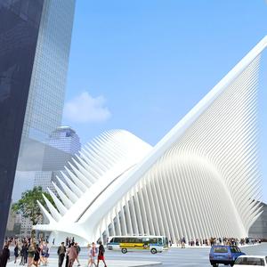 Nog een rendering van het gebouw.