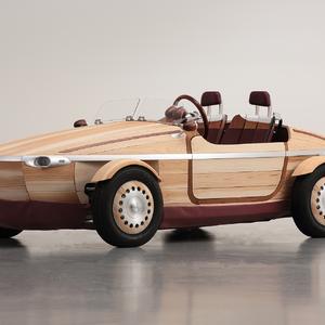 Conceptcar van hout de ingenieur - Wekelijkse hout ...