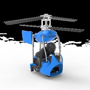 Team Talaria, eveneens uit Delft, ontwierp de Hermes II. Topsnelheid: 120 kmh.