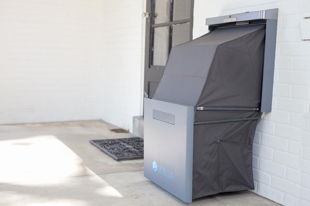 brievenbus uitvouwbaar voor pakketjes de ingenieur. Black Bedroom Furniture Sets. Home Design Ideas