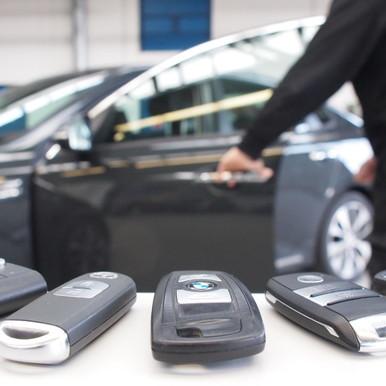Elektronische Sleutels Van Auto S Zijn Te Hacken De