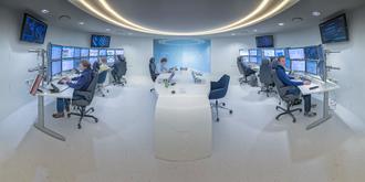 de monitorkamer van FoxIT