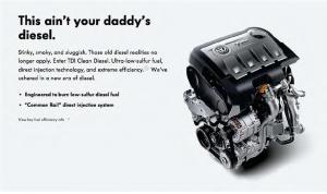 De Clean Diesel campagne