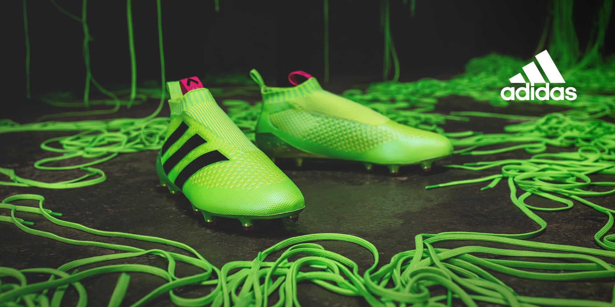 Voetbalschoenen zonder veters