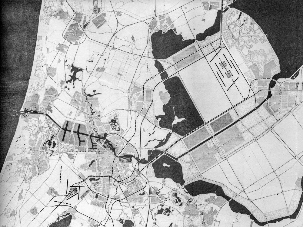 Afbeeldingsresultaat voor vliegveld in de markerwaard